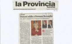 Addio a Rossana Bossaglia